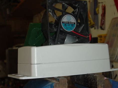 solar powered box fan projects for a science fair