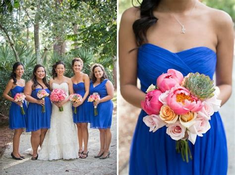 color of shoes for royal blue dresses weddingbee