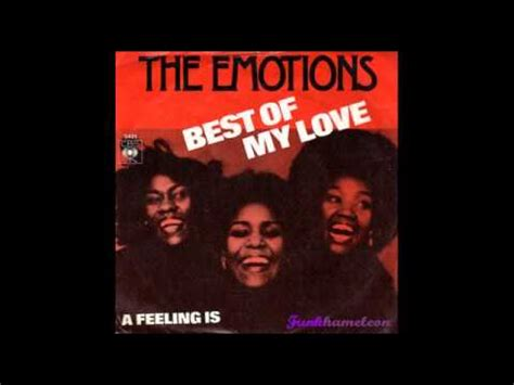 best of my emotions the emotions best of my funkhameleon best of