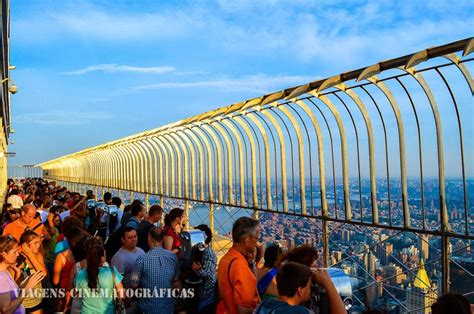 Ns York Top york empire state ou top of the rock viagens