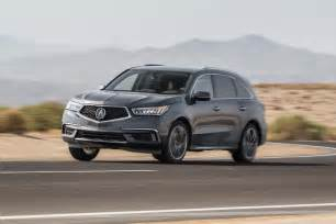 Cars Like Acura Mdx 2017 Acura Mdx Test Review Motor Trend