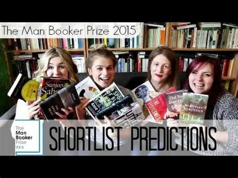 Booker Prize Shortlist Predictions Proved Wrong Again by Booker Prize 2015 Shortlist Predictions