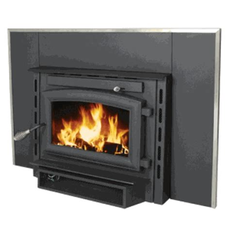us stove medium epa certified wood burning fireplace insert