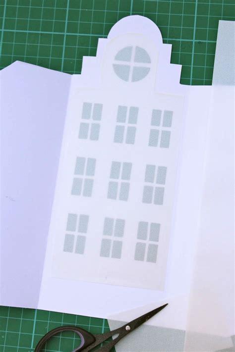 How To Make Paper Luminaries - diy canal house luminaries