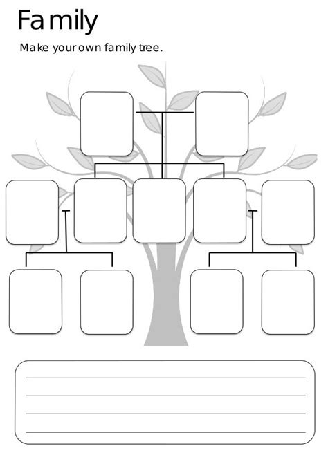 best 25 family tree worksheet ideas on pinterest family