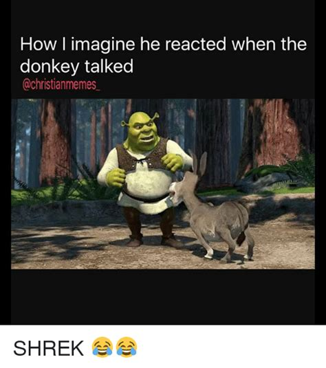 Funny Donkey Memes - funny shrek memes of 2017 on sizzle shrek is love shrek