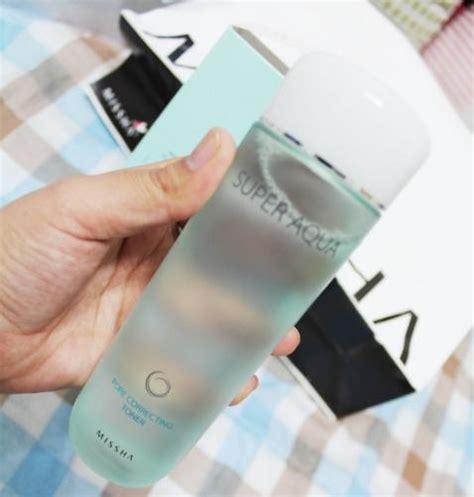 Harga Missha Pore Correcting Toner review missha cleansing and pore correcting toner