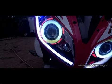Lu Projector Motor R15 multi color yamaha r15