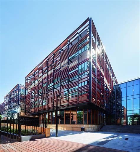 Univeristy Of Sydney Mba by 公园里的建筑 悉尼大学商学院 Woods Bagot 谷德设计网