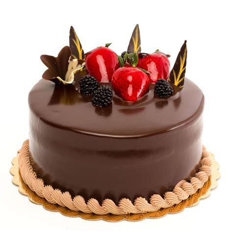 How To Decorate Cakes At Home by Chocolate Glaze Cake