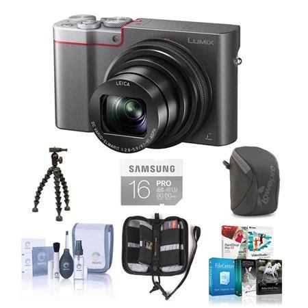 panasonic lumix dmc zs100 digital camera with free
