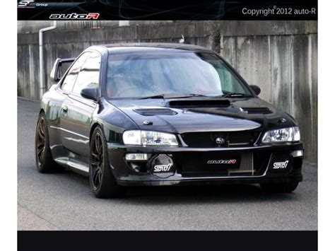 subaru gc8 coupe jt performance subaru impreza 92 00 gc8 coupe 22b wrc look