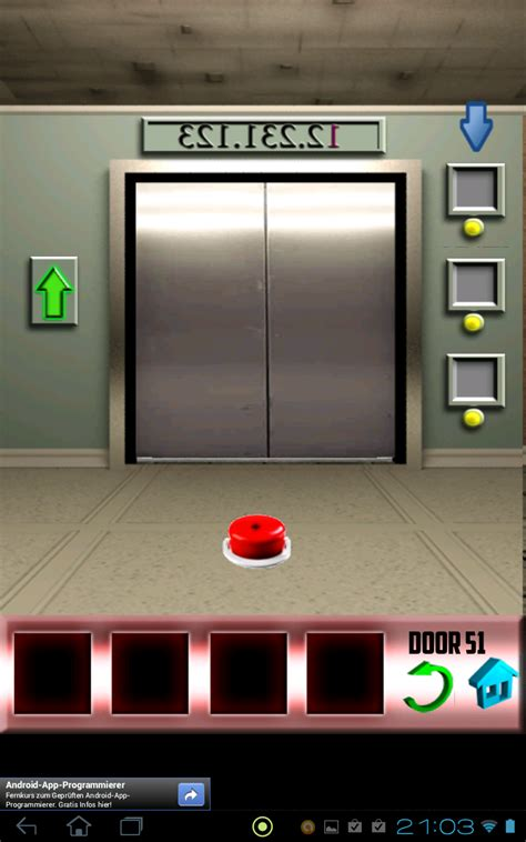 doors 2 app 100 doors level 51 52 and 53 solution guide and
