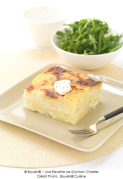 boursin cuisine light gratin dauphinois l 233 ger au boursin 174 cuisine ail fines