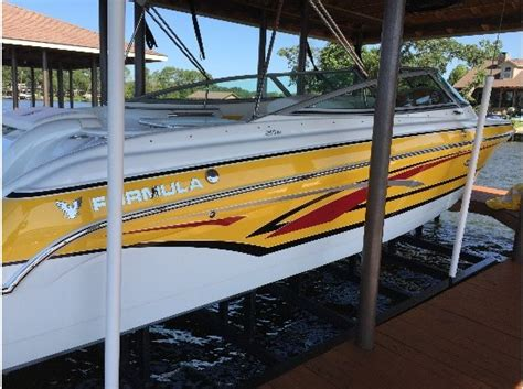 formula boats for sale texas formula 260br boats for sale in texas