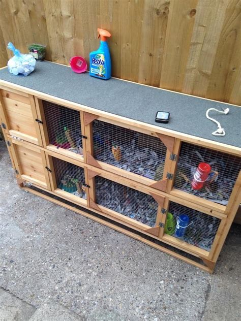 Handmade Rabbit Hutches For Sale - beautiful 5ft hutch handmade ipswich suffolk pets4homes