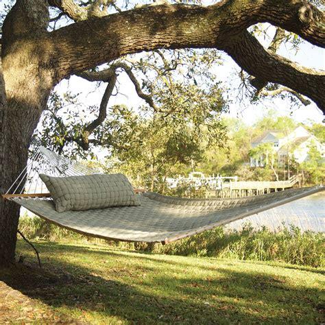Patio Size Flax Large Soft Weave Hammock Pawleys Island Hammocks