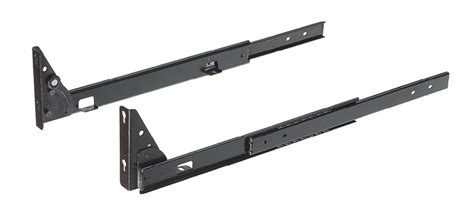 accuride  drawer runners  drop front hinged brackets