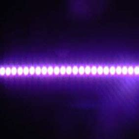 China Led Light Bar 3mm Led Purple St 0 5 6w Llb Purple Led Light Bar