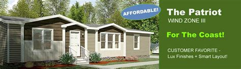 Patriot Homes by Modular And Manufactured Home Dealer