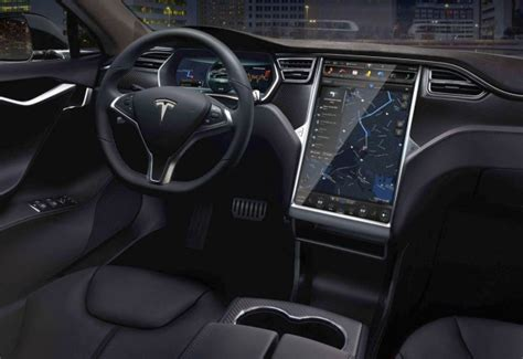 Tesla S Interior Images Tesla Model S P100d Can Outdrag A Mclaren F1 Car List