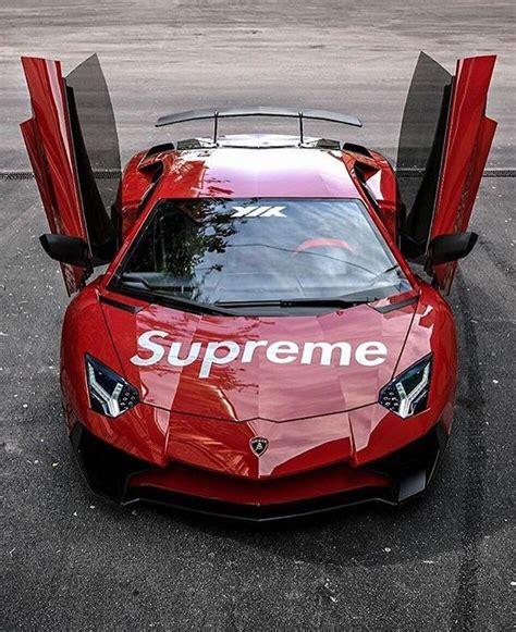 Supreme Louis Vuitton Autofolie by The Supreme On Quot Hey Lamborghini When We