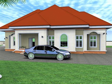 bungalow house plan 3 bedroom bungalow floor plans nigeria