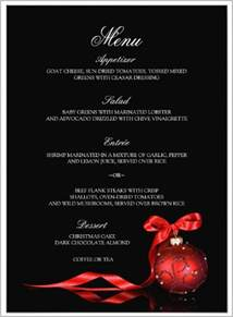 Dinner Menu Templates Free by 9 Dinner Menu Templates Design Templates Free