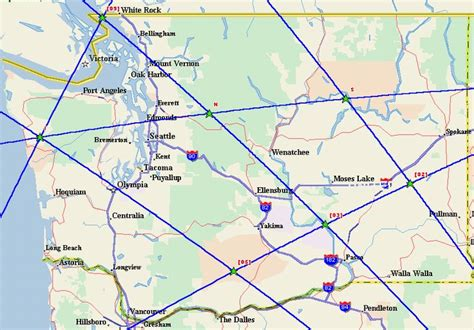 ley lines map usa pin by miss on ley lines