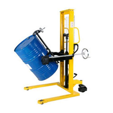 Drum Stacker hydraulic lifting stacker semi electric stacker