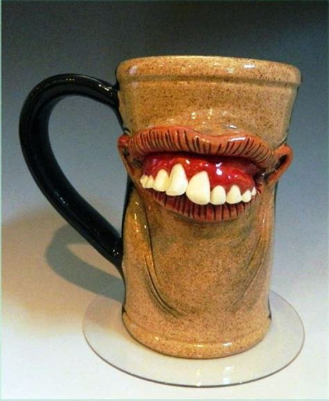 cool coffee and tea mugs barnorama d funny coffee mug you can t go to bed without a cup of tea