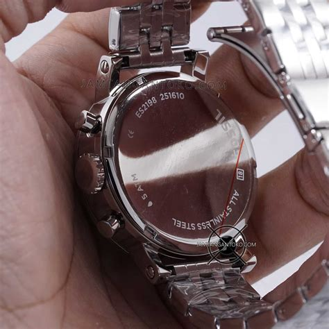 Fossil Rantai harga sarap jam tangan fossil boyfriend rantai es2198 silver