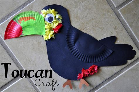 toucan craft for toucan craft she s crafty