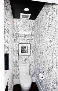 Modern Bathroom Wallpaper Ideas Gorgeous Wallpaper Ideas For Your Modern Bathroom