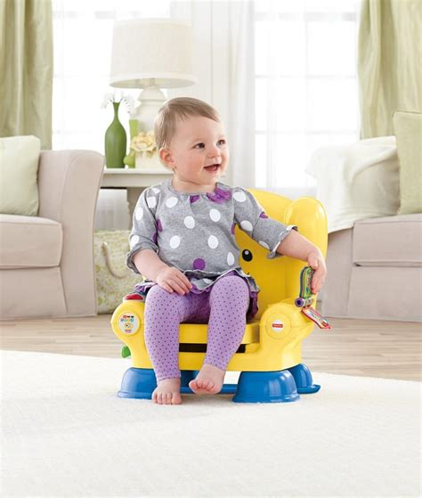 Baby Learning Chair by Fisher Price Laugh And Learn Smart Stages
