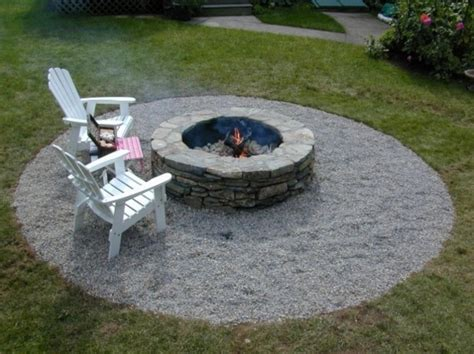 How To Make A Fire Pit In Your Backyard Fire Pit Ideas How To Create A Pit In Your Backyard