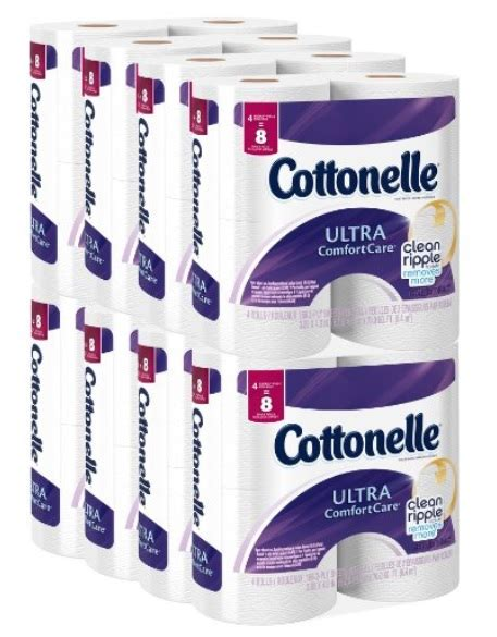 Comfort Care Only by 32 Ct Cottonelle Ultra Comfort Care Roll