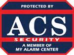 acs security alarm installation service monitoring and