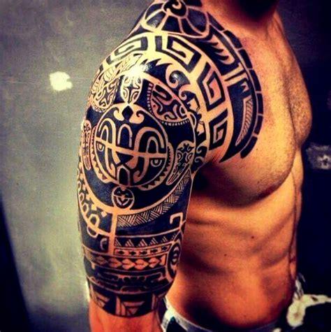 tattoo tribal no braço significado 35 ideas de tatuajes tribales de hombre mujer fotos