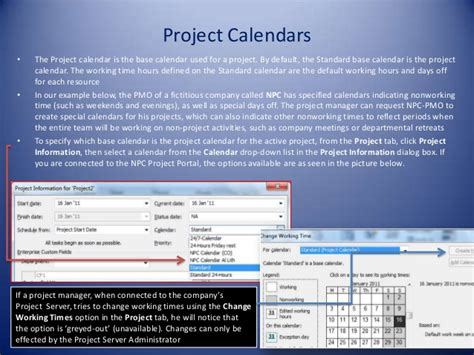 what hours is swing shift understanding microsoft project calendars working time
