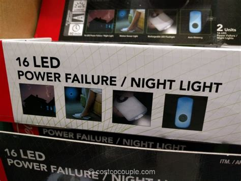 sunbeam power failure night light manual sunbeam led power failure night light