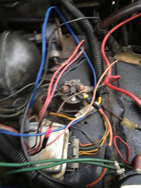 relay wiring diesel bombers