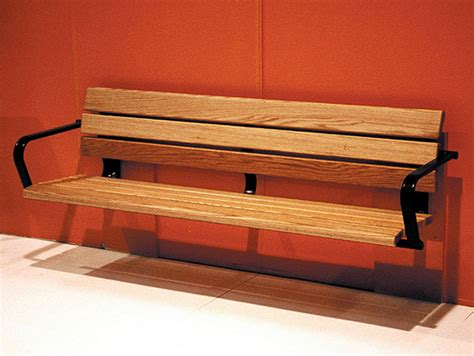 wall mount bench kalmarsund wall mounted bench by nola industrier design