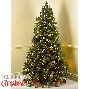 buy traditional english pine artificial christmas tree