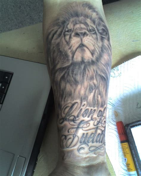 lion of judah tattoo of judah ideas sleeve of