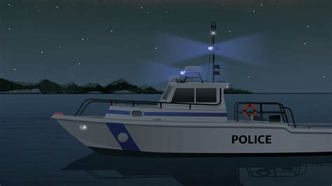 boat lights laws boating at night and in restricted visibility boatsmart