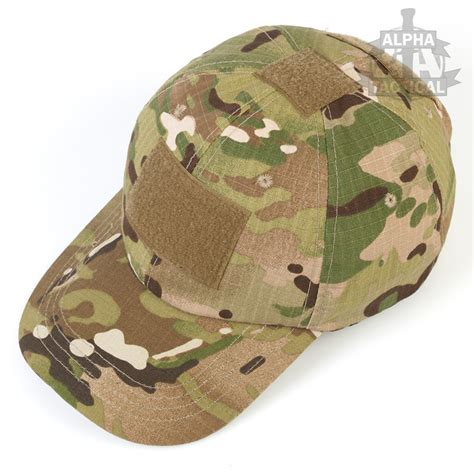 Tactical Operator Caps Baseball Caps With Velcro Based One Size multicam mtp tactical operators baseball cap camo desert