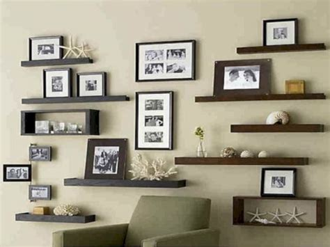 wall shelves ideas living room 24 tips best living room decorations with beautiful