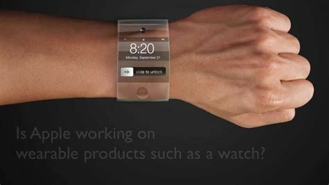 Tendertones From Mac Coming Soon by Wearable Apple Products Coming Soon More Rumors On The