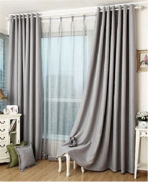 gray black out curtains the 25 best bedroom curtains ideas on pinterest